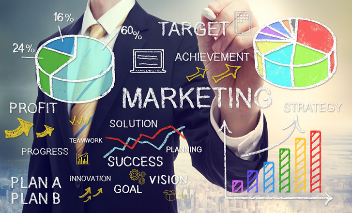 Marketing Business Man image